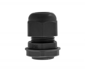 25MM GLAND IP68 BLACK, GL25B