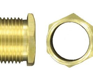 38MM MALE BUSHES BRASS MB38G