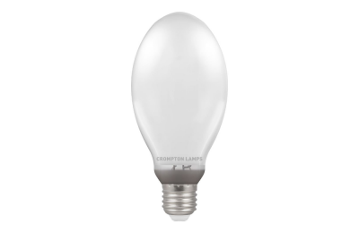 70W SON Lamp Elliptical High Output HPS (SON HO) 2000K ES-E27, External Ignitor, Crompton SONHO70