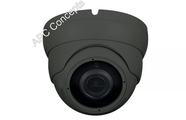 CCTV DOME CAMERA 12MM VARIFOCAL
