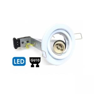 GU10 Downlight Tilt White, RGGW