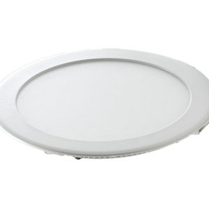 12W CIRCULAR LED PANEL 170MM WHITE TRIM - 6000K, Red Arrow SPW12W-60