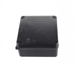 IP65 JBOX 110x110x60mm. Adaptable Surface Sealed Box
