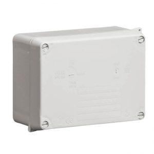 Sealed Adaptable Box 160x120x70mm - WIB2