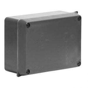 IP65 ADAPTABLE Surface Sealed Box 160x120x70mm WIB2B