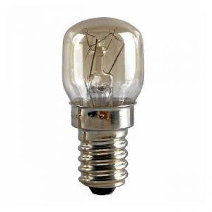 25W PYGMY LAMP SES CLEAR, P2SE