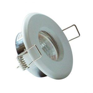 GU10 SHOWER DOWNLIGHT IP65 - WHITE LF17
