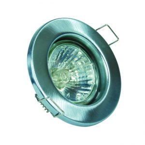 DOWNLIGHT FIXED SATIN CHROME