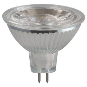 5W 12V MR16 LED LAMP WARM WHITE 2700K, CROMPTON 3293