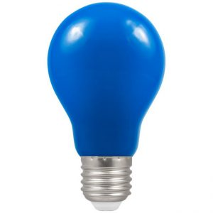 25W GLS ES LAMP BLUE