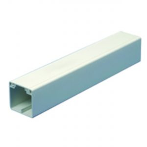 50mm x 50mm MCT CABLE TRUNKING, FALCON MCT50