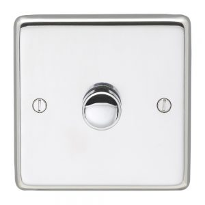 POLISHED CHROME DIMMER, UROLITE PSS1D400