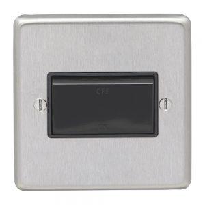 Fan Isolator Switch Triple White, Eurolite SSSFSWB