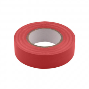 RED INSULATING TAPE 33M - RT