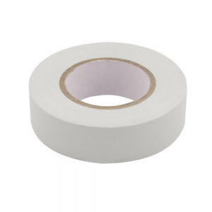 WHITE INSULATING TAPE 33MTR - WT
