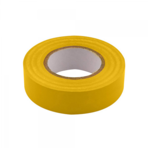 YELLOW INSULATING TAPE 33M