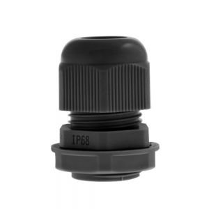 20MM GLAND IP68 BLACK, WISKA 10100612