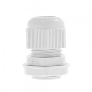 20MM GLAND IP68 WHITE, WISKA 10100611