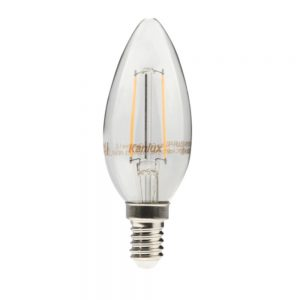 4W LED FILAMENT CANDLE LAMP (E14)