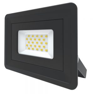 20W LED Floodlight Cool White, Outdoor Wall Light 401326