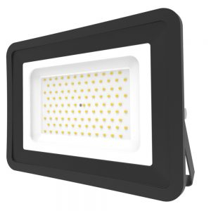 100W LED Floodlight Cool White, Outdoor Wall Light