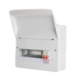 10 WAY FUSE BOX 100A MAIN SWITCH F1010M