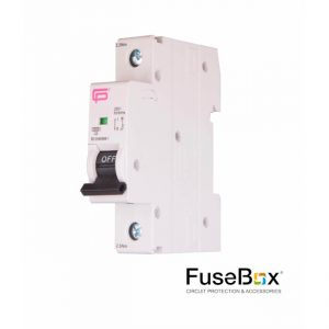 6A MCB Type C 6kA FuseBox MT06C061