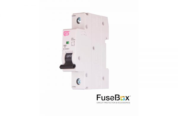 6A MCB Type C 6kA FuseBox MT06C061
