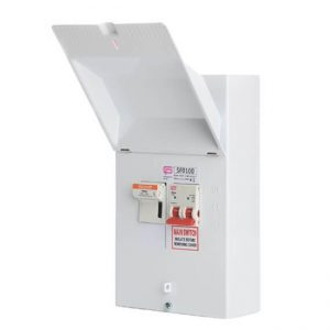 Fused Switch 100A 1P+N SF0100
