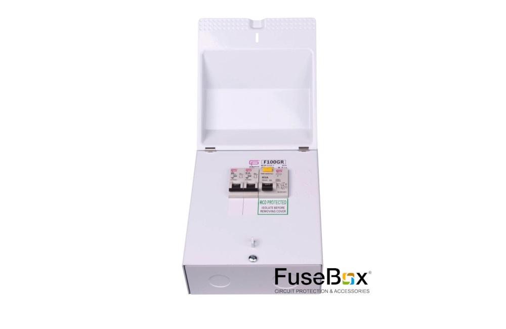 fuse box in garage garage consumer unit 63a rcd  6a   16a mcb s fuse box fb  garage consumer unit 63a rcd  6a   16a