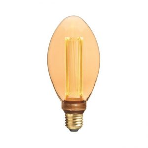 2.5W Antique Decorative B75 ES Lamp