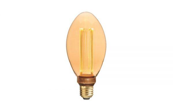 2.5W Antique Decorative B75 ES Lamp