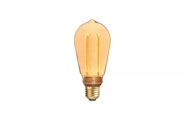 2.5W Antique Decorative Vintage ST64 Lamp ES