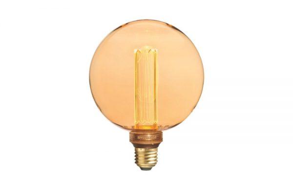 2.5W Antique Decorative Vintage Lamp ES Mirage G120
