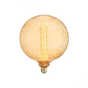 2.5W G200 Antique Decorative ES Lamp