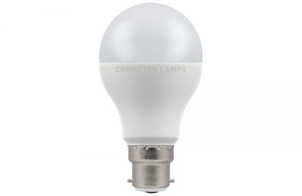 15W LED GLS Lamp BC Warm White, Crompton11878 B22