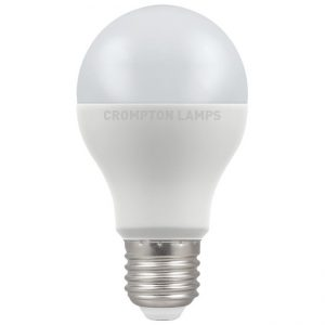 15W LED GLS Lamp ES Warm White, Crompton 11885