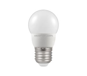 5.5W LED Round Golf Lamp ES Warm White, Crompton 11519