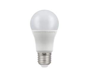 8.5W LED GLS Lamp ES Warm White, Crompton 11724