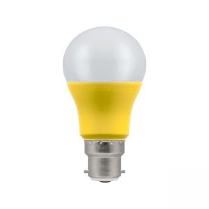 9W 110V LED GLS Lamp BC Warm White, Crompton 11915