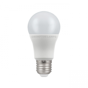 11W LED GLS Dimmable Lamp ES Warm White, Crompton 11823