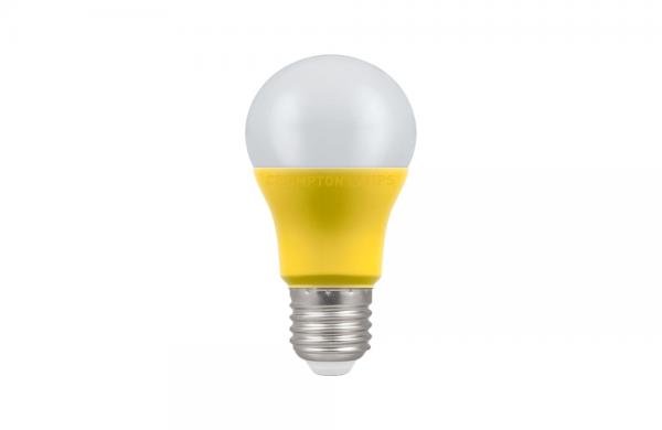 9W 110V LED GLS Lamp ES Warm White, Crompton 11922