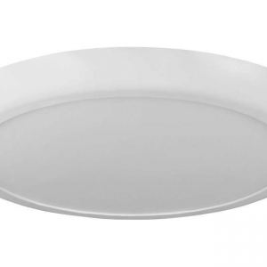 18.5W LED Bulkhead Ceiling Light Warm White, Crompton 10536