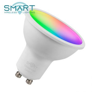 5w-Crompton smart-Lamps gu10-dimmable-Warm-white
