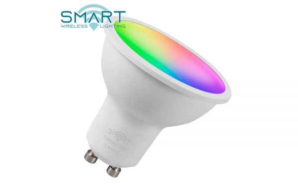 5w-Crompton smart-gu10-dimmable-cool-white