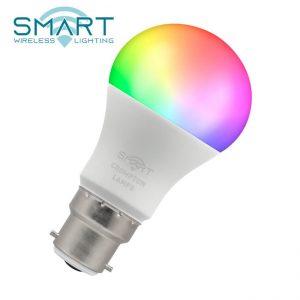 Crompton Smart GLS Lamps 8.5W BC