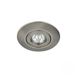 DOWNLIGHT HOLE CONVERTER SATIN CHROME, MLA HCBC