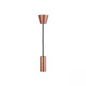 Ceiling Light ES Pendant Copper, 0043371 Sylvania
